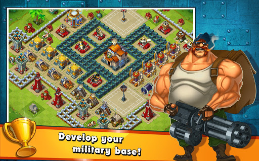 Jungle Heat: War of Clans 2.0.17 screenshots 10