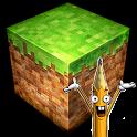 How to Draw: Minecraft icon