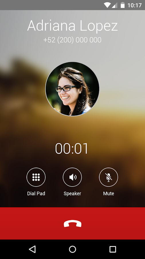 Cheap International Calls - screenshot