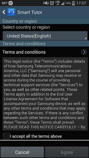 PC u7528 Smart Tutor for SAMSUNG Mobile 2