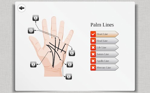 2017 Palm Reading Premium Lite- screenshot thumbnail