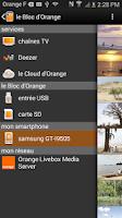 Screenshot of le Bloc d'Orange