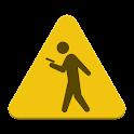 歩きスマホ防止