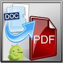 Doc to PDF Converter icon