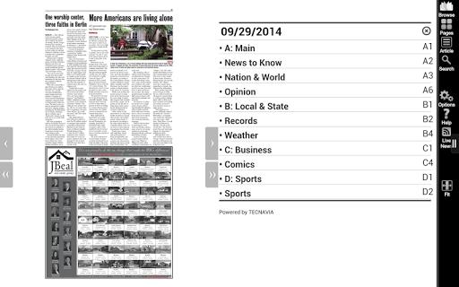 玩新聞App|Times Herald- Washington, IN免費|APP試玩
