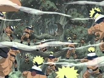 Naruto - Bitter Rivals and Broken Bonds