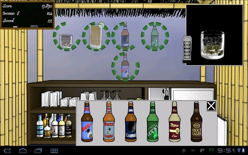 Tiki Bar: Free Bartender Game - screenshot thumbnail