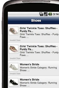 Shoes screenshot 1