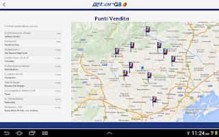 Screenshot of StarQ8