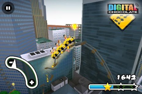 3D Rollercoaster Rush New York - screenshot thumbnail