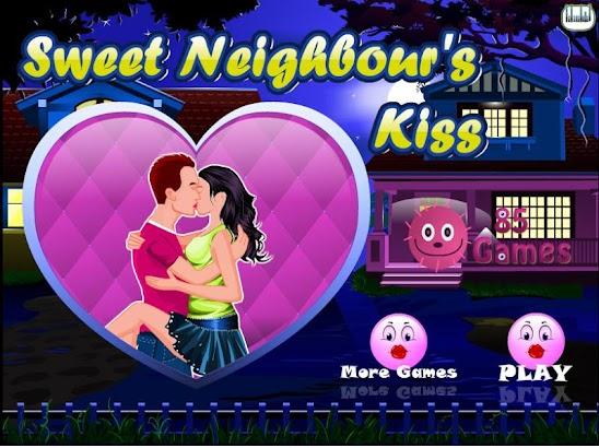 Sweet Neighbour Kiss screenshot