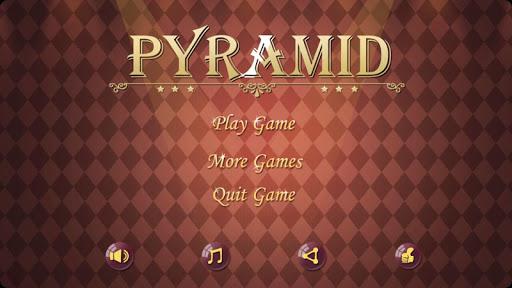ピラミッドソリティア