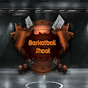 Basketball fun shoot icon