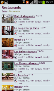 France Travel Guide screenshot 16