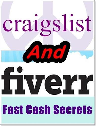 Craigslist Fiverr Cash Secrets