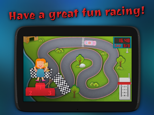 玩免費教育APP|下載好奇的孩子与玩具车 app不用錢|硬是要APP