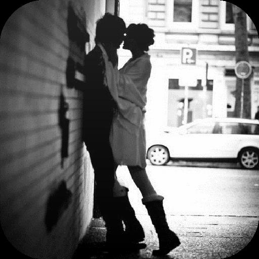 Kiss Love Live Wallpaper