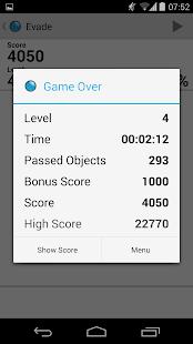 Evade screenshot