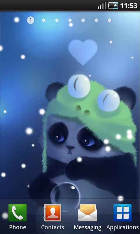 Panda Lite - screenshot
