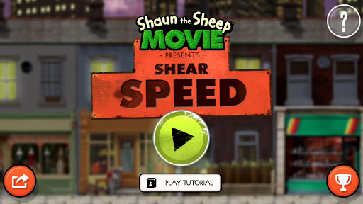 Shaun the Sheep - Shear Speed 1.6 screenshots 1