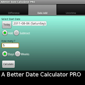 ABetter Date Calculator PRO