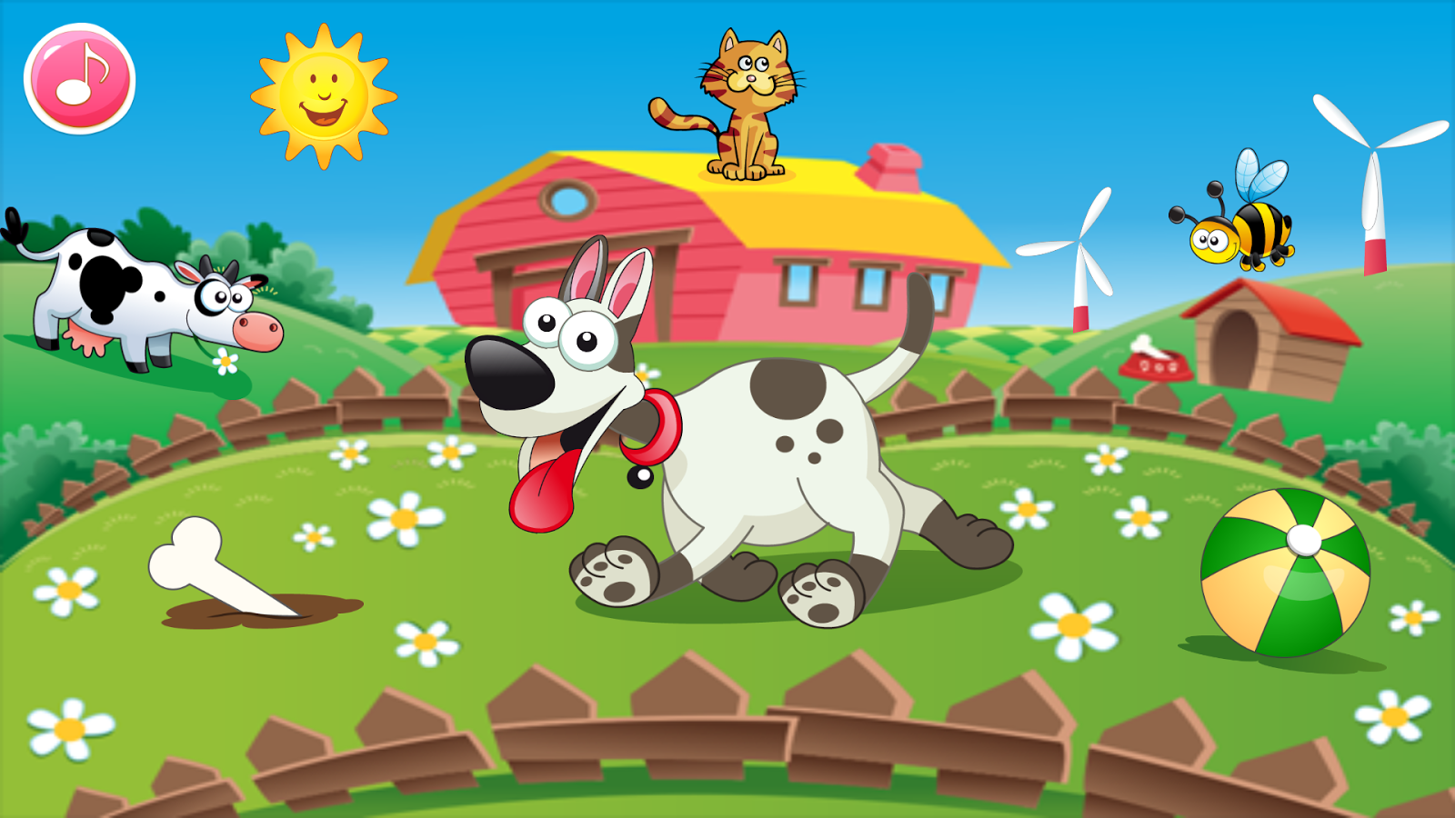 farm animals sing along android apps on google play