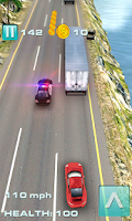 Screenshot of Traffic Rush: Speed Racer