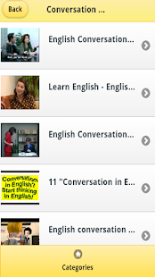 Conversation English Video