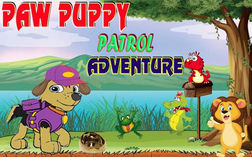 Paw Puppy Patrol Adventure