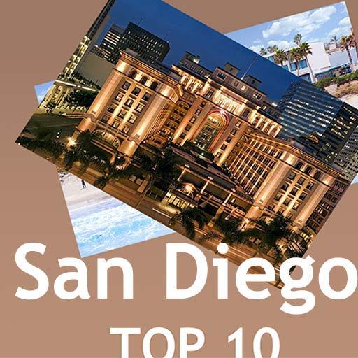 San Diego Top Hotels Info LOGO-APP點子