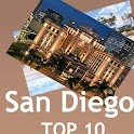San Diego Top Hotels Info icon