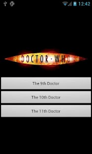 Doctor Who Guide - screenshot thumbnail