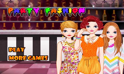 Party Fashion – 女孩的假期
