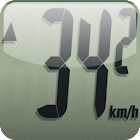 bike trip computer icon