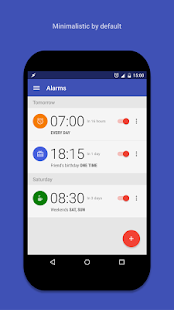 AlarmPad - Alarm Clock Free- screenshot thumbnail