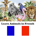 Learn Animals in French icon