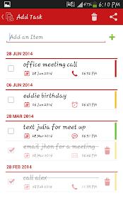 DoTask: Todo list & task list screenshot