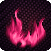Fire Glow Free Live Wallpaper