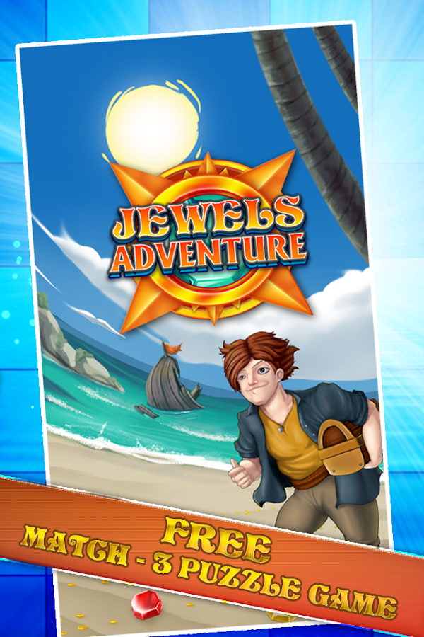 Jewels Adventure- screenshot
