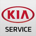 Kia Service logo