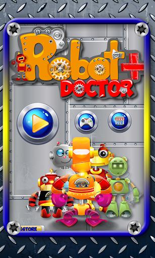 ロボット博士 - 子供のゲーム