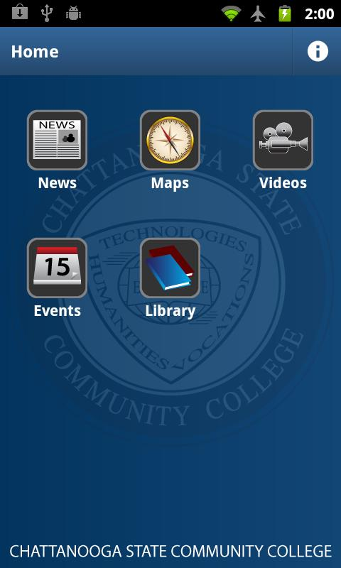 Chattanooga State Mobile - screenshot