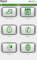 Screenshot of Euskalmet