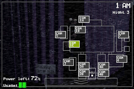 Five Nights at Freddy's v1.6