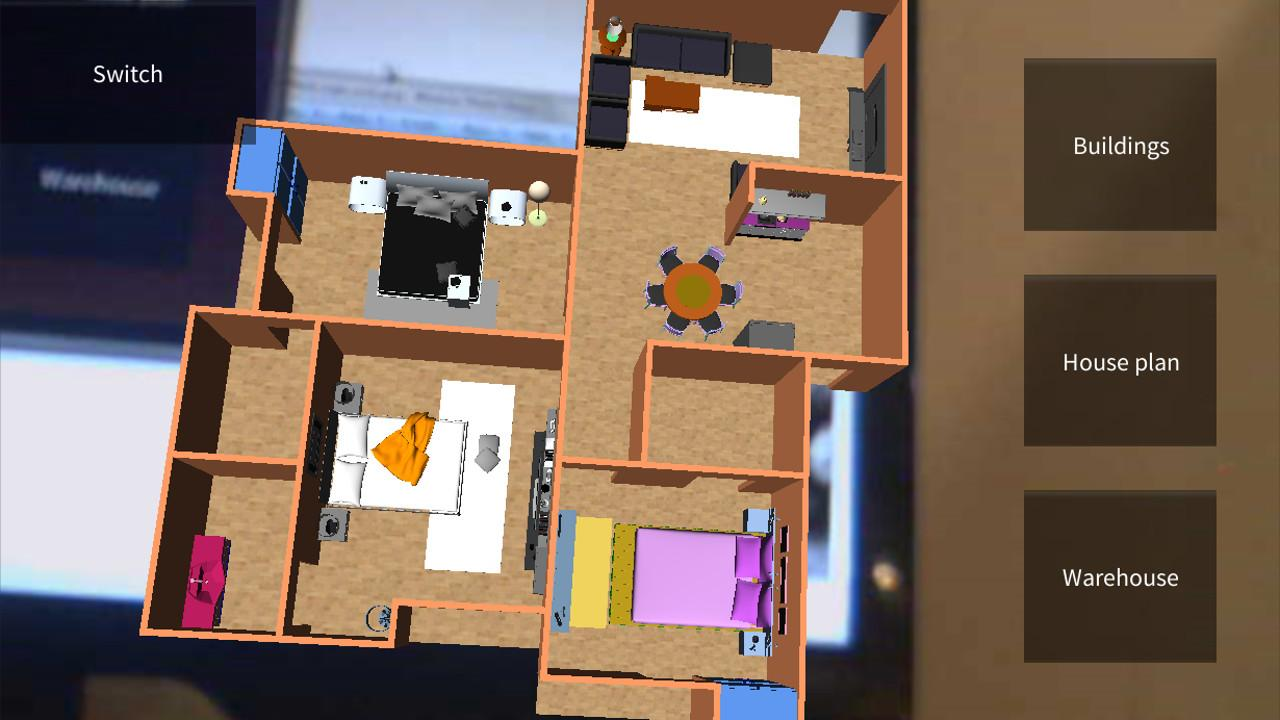 MIP AR - screenshot