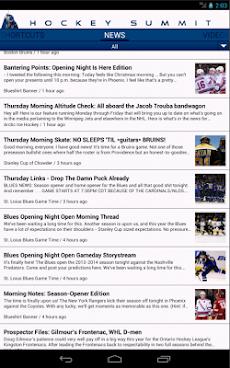 Hockey Summit: NHL Newsのおすすめ画像2