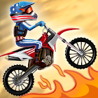 Top Bike - best physics bike stunt racing game icon