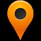 Route Navigieren icon
