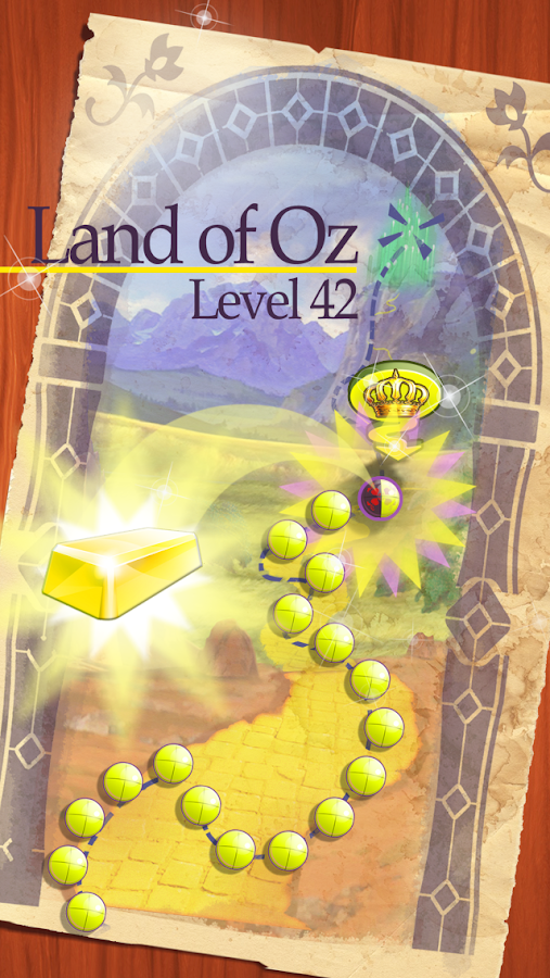 Oz: Dorothy's Quest- screenshot