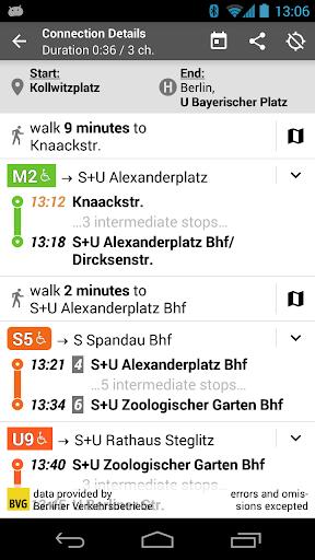 Offi - Journey Planner 10.4.3-google screenshots 4
